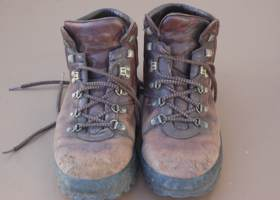 Brasher Hillmaster walking boots
